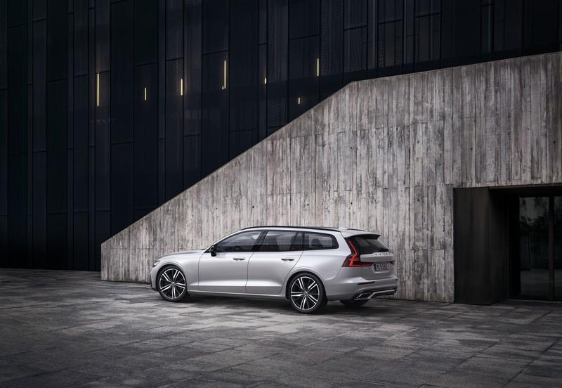 新世代Wagon代表作-Volvo V60