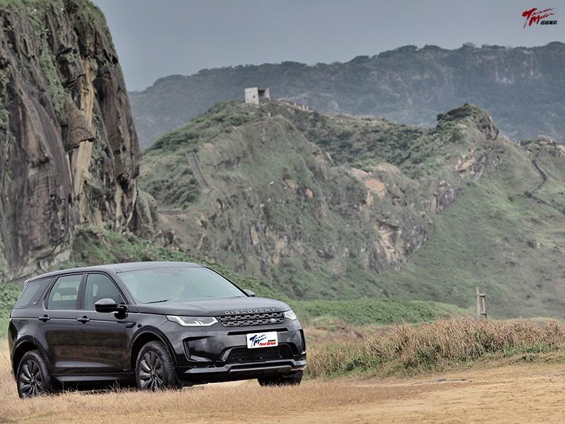 兩百萬探索品味生活-Land Rover  Discovery Sport