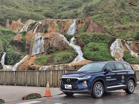 對手注意! 新生代韓系5+2座來襲-Hyundai Santa Fe
