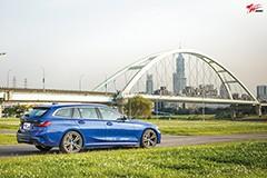 科技滿點的新生代Wagon-BMW  330i M Sport  Touring