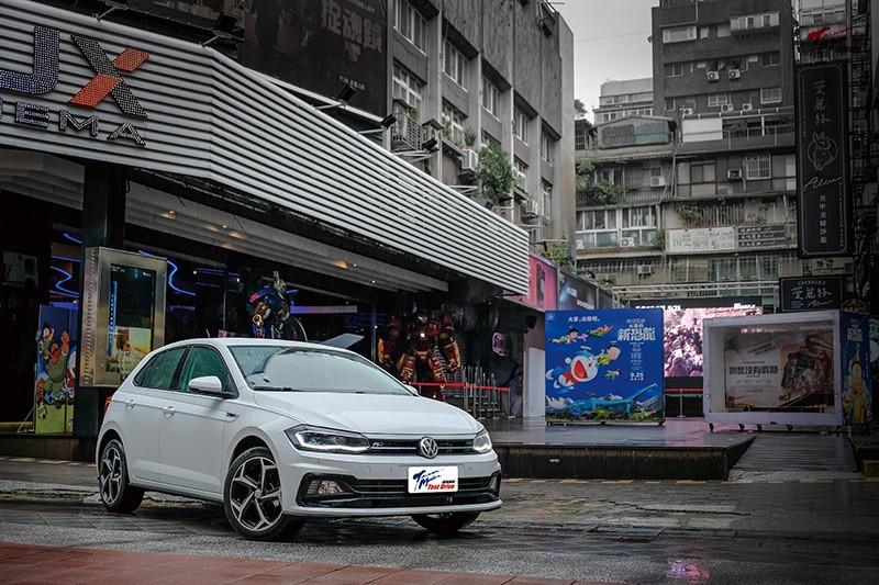 歐洲小車豪華餐-VW Polo 230 TSI Style R-Line