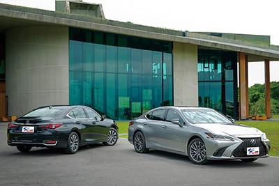 性能、操控 雙晉級-Lexus ES200/ES250 F Sport