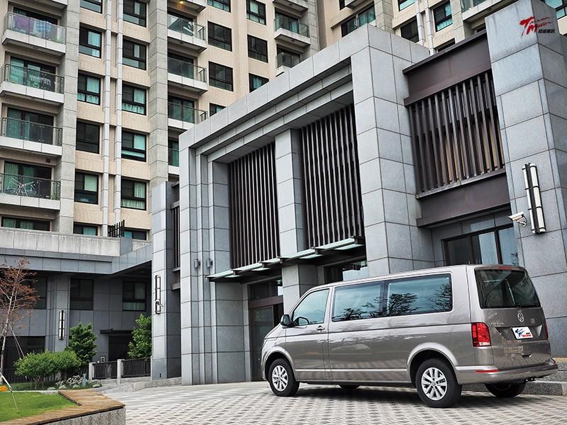 快樂啟航-VW Caravelle 150L