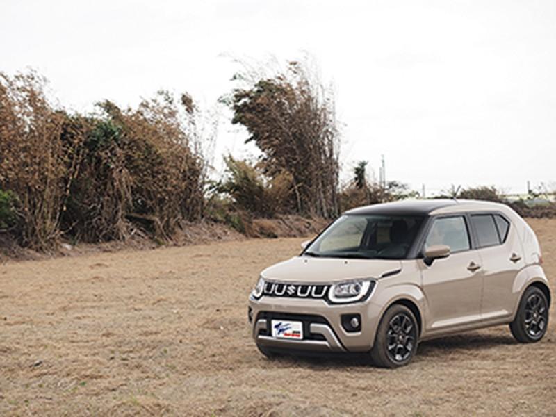 節能掛帥,迷人Up!Up!-Suzuki Ignis Hybrid