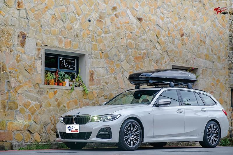 選得多不如選得好-BMW 320i Touring M Sport