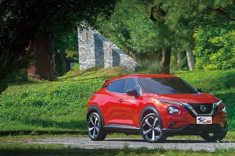 媚惑你的心-Nissan Juke