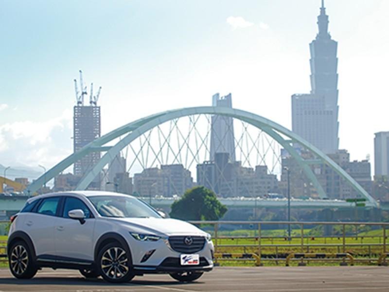 剛剛好の哲學-Mazda CX-3