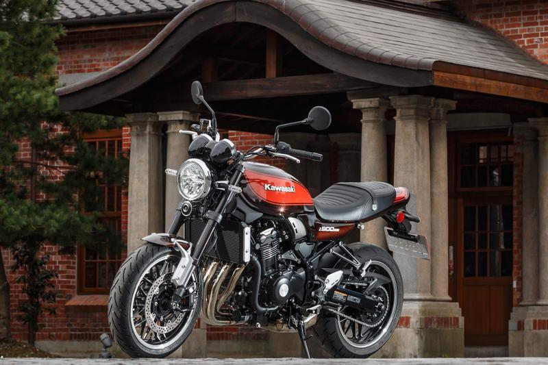 單車試駕】現代經典Kawasaki Z900RS-兩輪誌