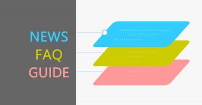 訊息、FAQ、指南新增獨立頁面模式設定
