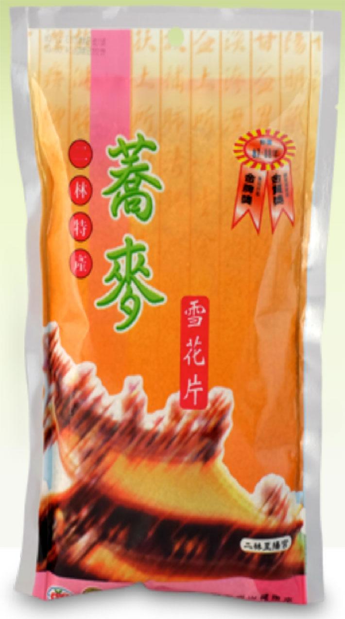 二林國產蕎麥雪花片-包01