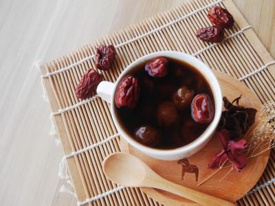 美葆仙草桂圓紅棗茶