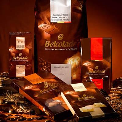 食材嚴選│ Belcolade 貝可拉巧克力