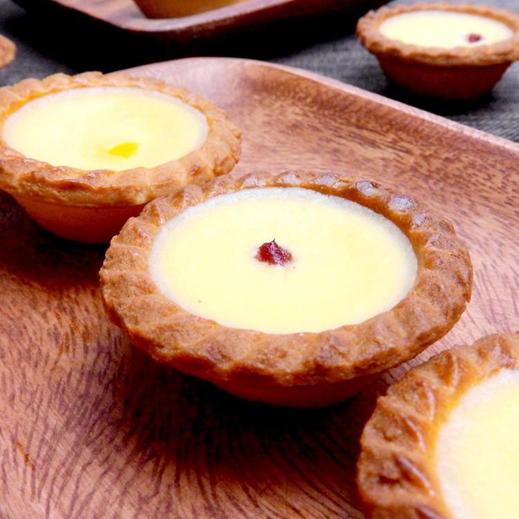 乳酪布蕾塔-百香/玫瑰/草莓/綜合(10入)