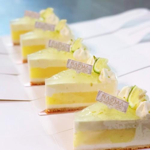 小森檸生乳酪(切片)