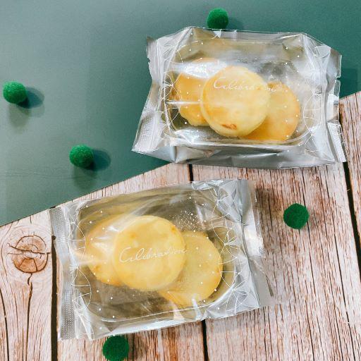 【夏日限定】韓式柚子乳酪球(三入)