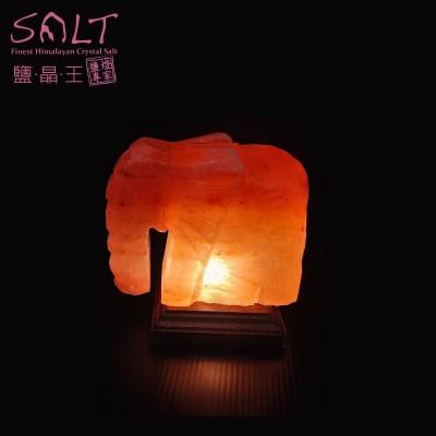 USB大象鹽燈-min