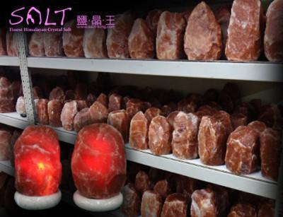 鹽晶王鴿血鹽燈店面
